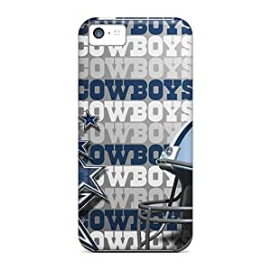 Excellent Hard Phone Covers For Iphone 5c (NZn13628vBCU) Support Personal Customs Attractive Dallas Cowboys Image