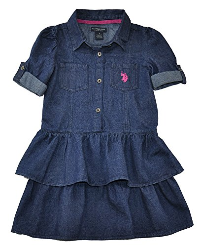 U S Polo Assn Little Ruffle product image
