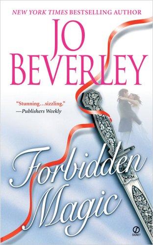 book cover of Forbidden Magic