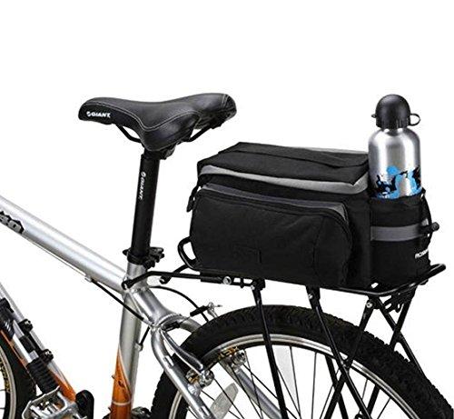 bicyclestore Ciclismo de Montaña Carretera MTB para Bicicleta Deporte impermeable 7L Bolsa para asiento trasero Pannier...