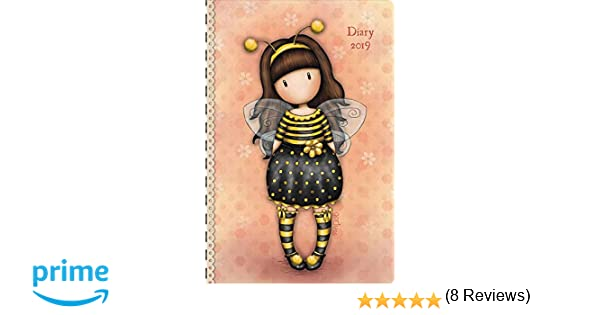 Santoro Gorjuss Bee Loved 2019 Journal de poche