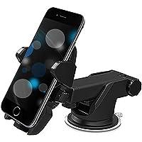 SHOPTOSHOP 360 Degree Adjustable Universal Car Mobile Phone Holder (Car Holder)