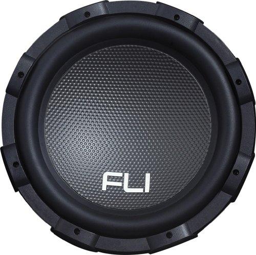 Fli Underground FU10-F1 10-Inch 800 Watt Peak Subwoofer with 250 Watt RMS Power (Discontinued by Manufacturer)