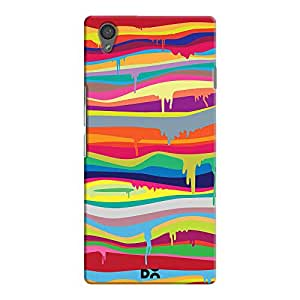 DailyObjects Melting Colours Case For OnePlus X