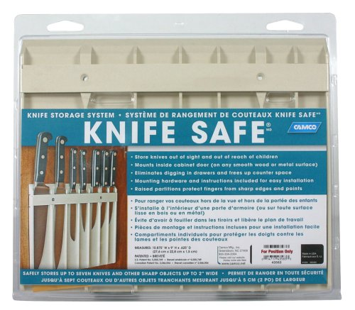 Camco 43583 Knife Safe (9