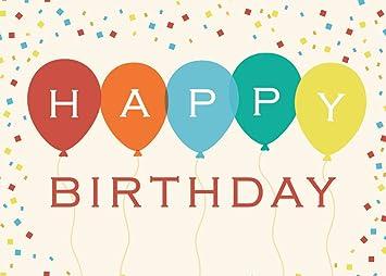 Amazon.com: Tarjetas de felicitación de cumpleaños – B1705 ...