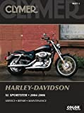 img - for Harley Davidson XL Sportster 2004-2006 (Clymer Motorcycle Repair) book / textbook / text book