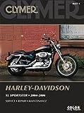 Harley-Davidson XL Sportster 2004-2006, Michael Morlan, 0892879890