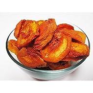 Sun Dried California Peaches, No Added Sugar, 5 LB bag Candymax