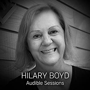 FREE: Audible Sessions with Hilary Boyd Speech