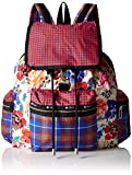 LeSportsac Women's Essential 3 Zip Voyager, Amour/Multi