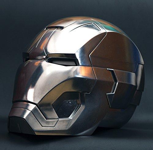 Gmasking 2017 Metal MK42 Wearable Adult Helmet 1:1 Props Replica