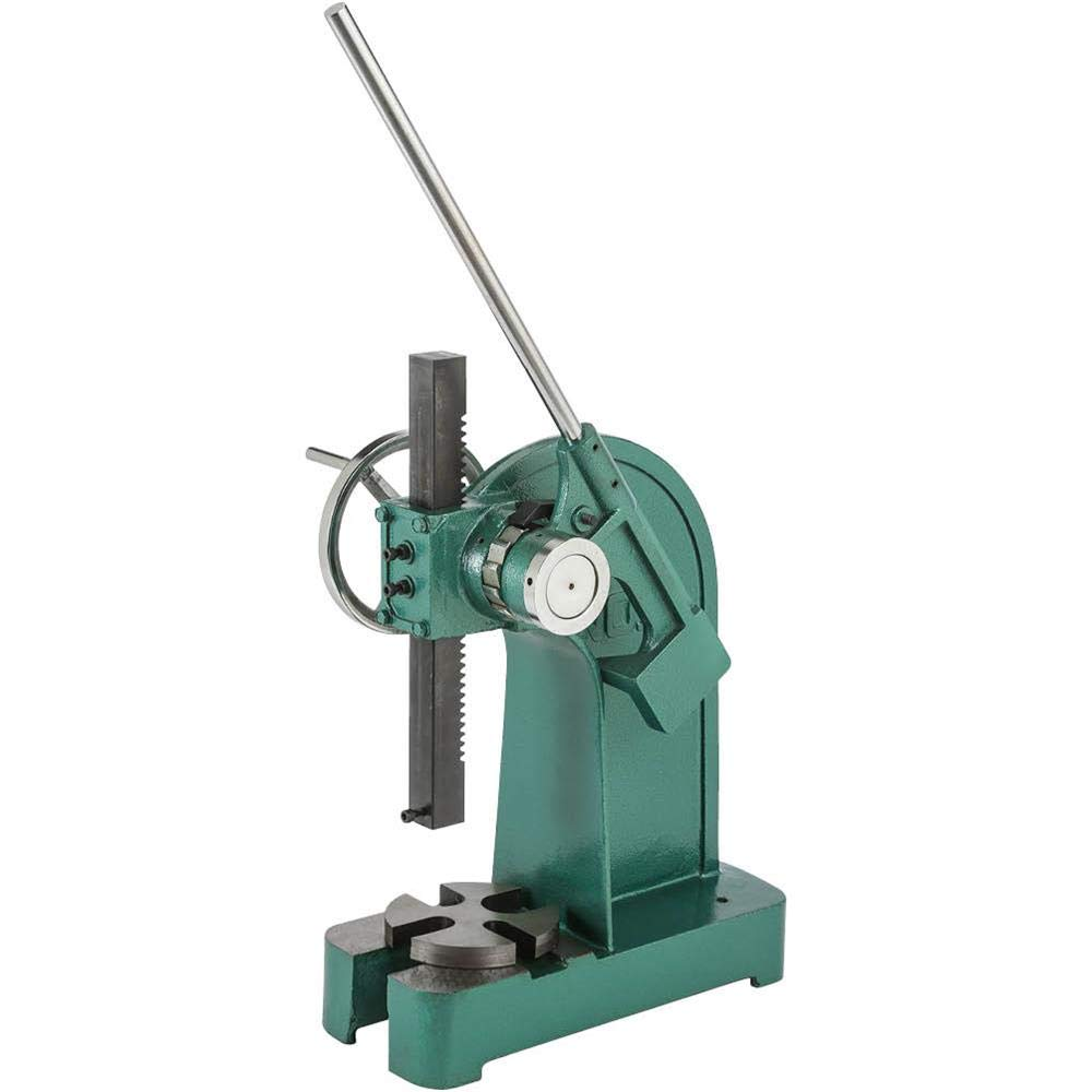 Grizzly T1185-3-Ton Ratcheting Arbor Press