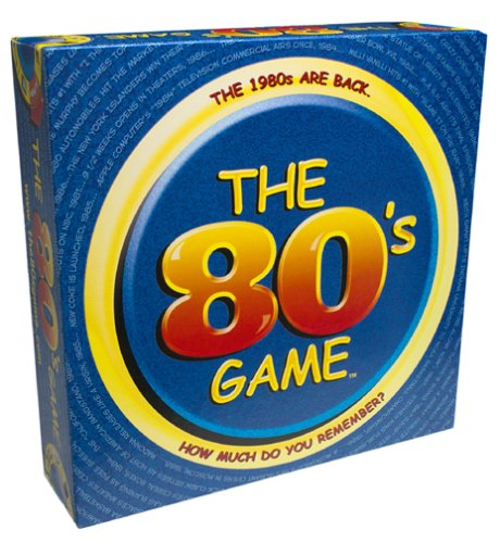 the 80 s board game - 2