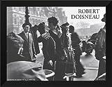 Robert Doisneau Framed Art Print 36x28 ''Hôtel de Ville''