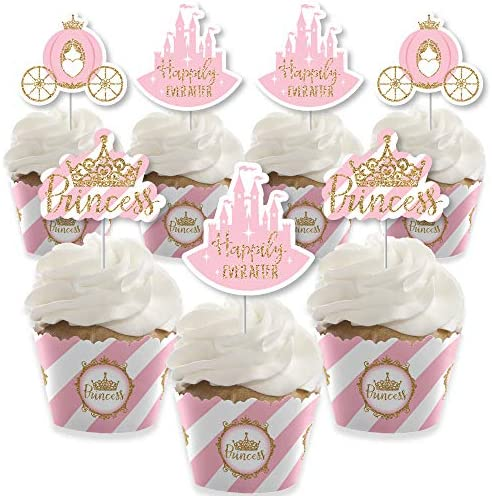 Little Princess Crown Decoration Birthday product image
