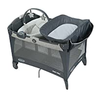Graco Newborn Napper LX Playard, Stars