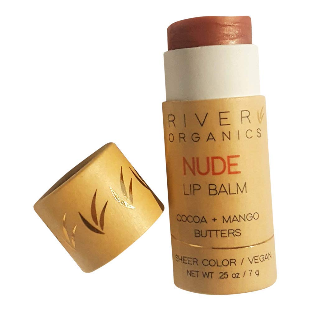 River Organics, Nude Vegan Lip Balm