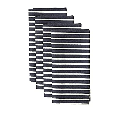 Kate Spade Harbour Drive Napkin, Navy, 4-Pack