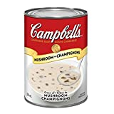 Campbell's Cream of Mushroom Soup, 284 ml