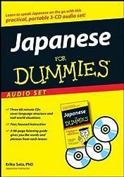 Japanese For Dummies® Audio Set