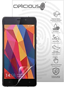 Celicious Impact Anti-Shock Shatterproof Screen Protector Film Compatible with Gionee Marathon M4