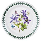 Portmeirion Exotic Botanic Garden Bread and Butter Plate with Dragonfly Motif
