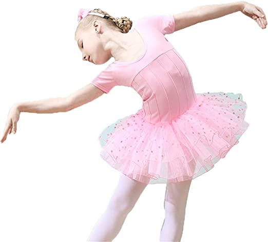 Faldas de danza para niña, Niños Niñas Patinaje Rendimiento Baile ...