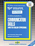Communication Skills (Written English Expression), Rudman, Jack, 0837384060