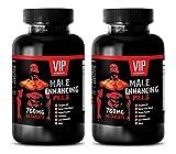 steel libido men - MALE ENHANCING PILLS 760 Mg - muira puama bulk - 2 Bottles (120 Tablets)