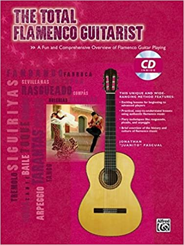 Flamenco Guitar Book