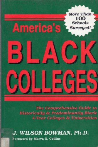 America's Black colleges
