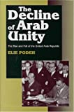 The Decline of Arab Unity