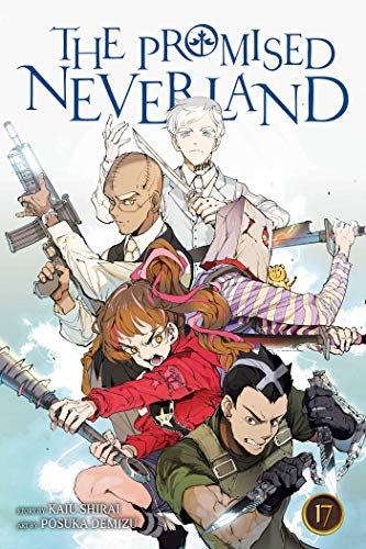 The Promised Neverland, Vol. 17 (17)