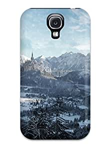 Excellent Design Castle Beyond The Forest Case Cover For Galaxy S4