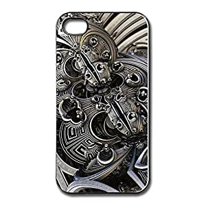 Movies Fractal IPhone 4/4s Case For Couples