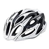 Kali Protectives Maraka Road Helmet, Zone White, Small/Medium