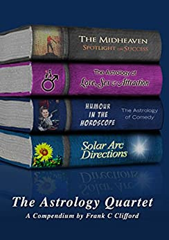 The Astrology Quartet by [Clifford, Frank]