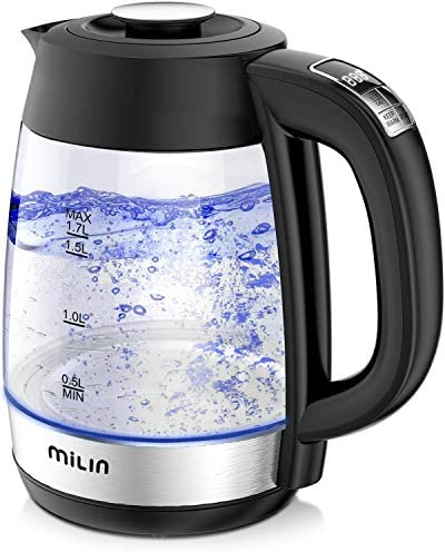 MILIN Electric Kettle, Variable Temperat