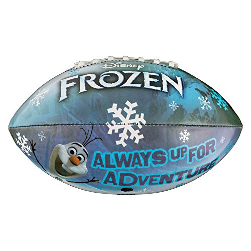 Franklin Sports Disney Frozen Mini Air Tech Football - Kristoff/Sven/Olaf