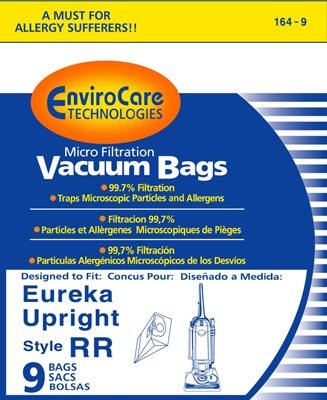 HOME CARE Products Eureka Style RR Micro Lined Paper Bags...