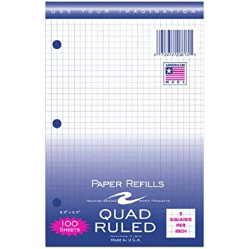 Workbook free printable graph worksheets : Amazon.com : Avery Mini Filler Paper, 5.5 x 8.5 Inches, 100 Sheets ...
