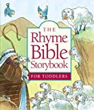 Toddler Rhyme Bible