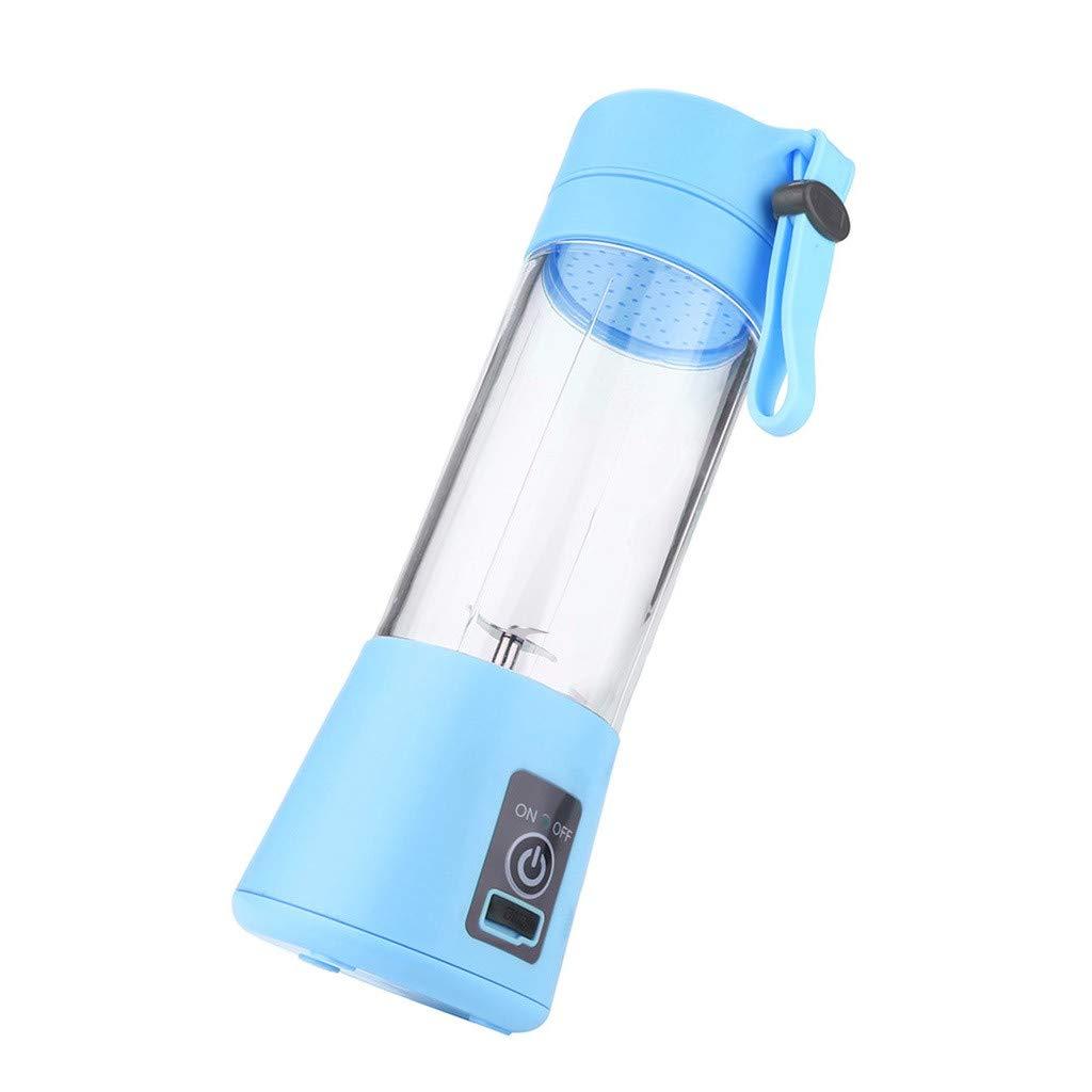 NLGToy - Exprimidor portátil para batir Bebidas (Recargable, con ...