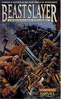 Daemonslayer a gotrek felix novel william king 9780671783891 beastslayer warhammer novels fandeluxe Images