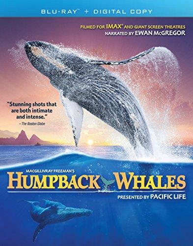 IMAX: Humpback Whales\ [Blu-ray]