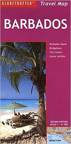Barbados Travel Map