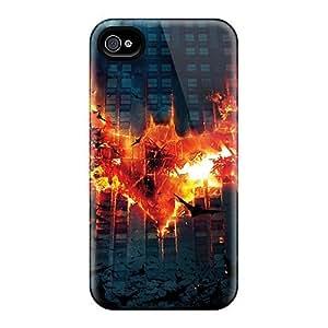 New Arrival Iphone 5/5s Case Batman Dark Knight Trilogy Case Cover