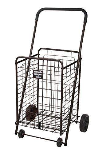 Drive Winnie Wagon All Purpose Shopping Utility Cart, Black, Model - - Winnie Wagon