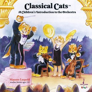 Classical Cats: CD Only by The Mountain